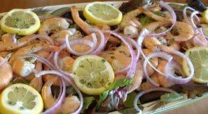 Enjoy Fresh Florida Seafood when staying at the Buccaneer Inn