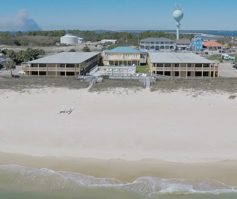 st. george island hotels on the beach - Uncrowded Beach